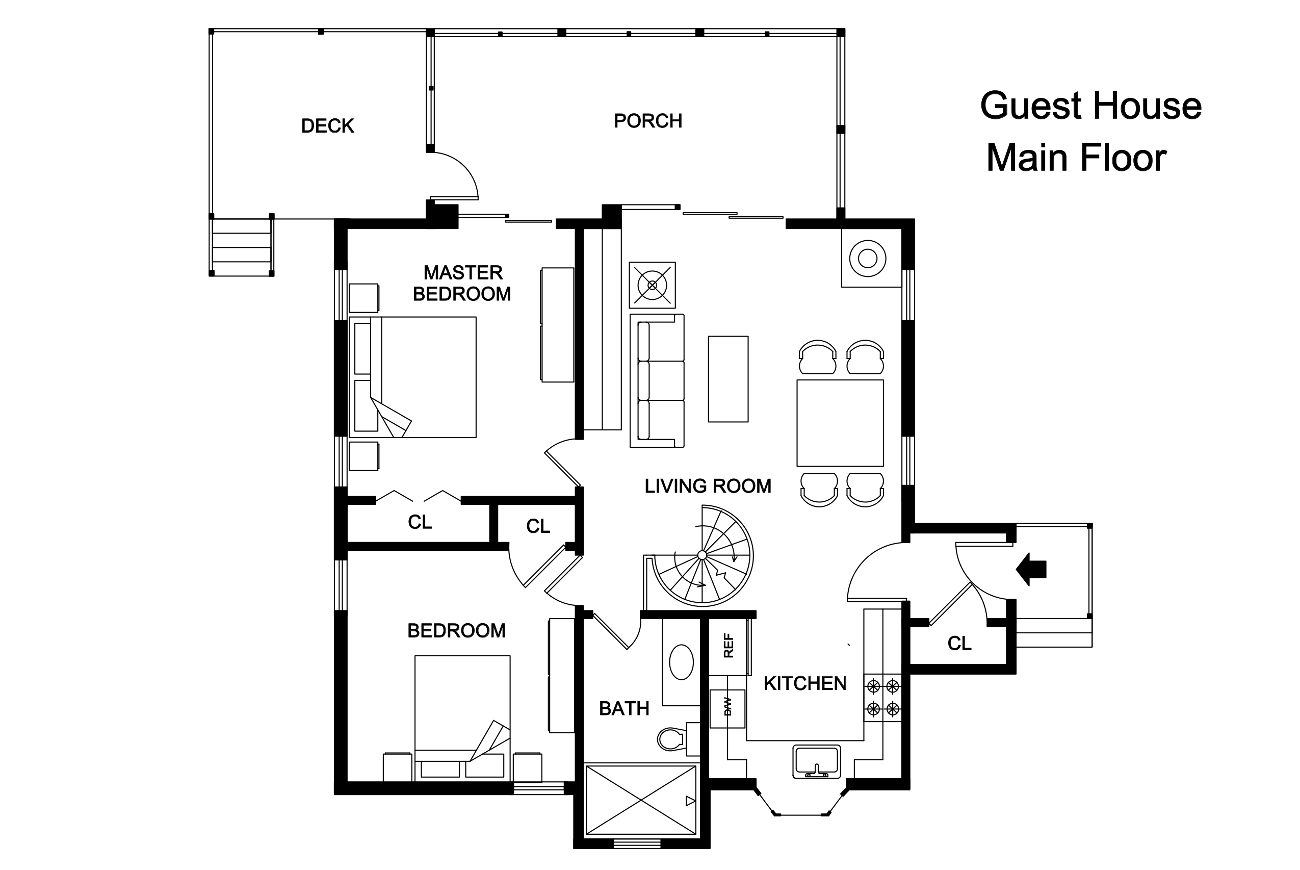 guest house floor plans images guest house plans south africa cottage house plans